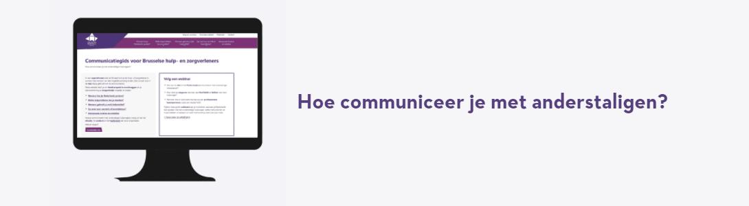Banner communicatiegids